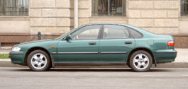 Honda Accord 1993-1997