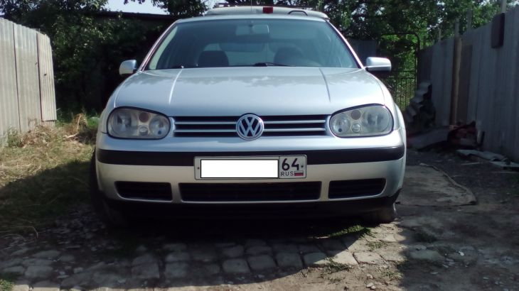 Volkswagen Golf 4 2002 Саратов Фотография 1